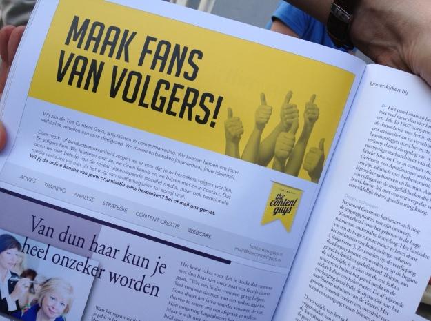 The Content Guys Eigen Magazine