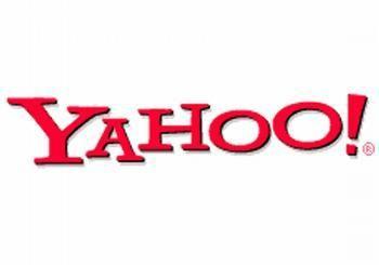 Yahoo oude logo rood
