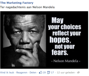 Nelson Mandela FB 1