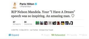 Teet Fake Paris Hilton